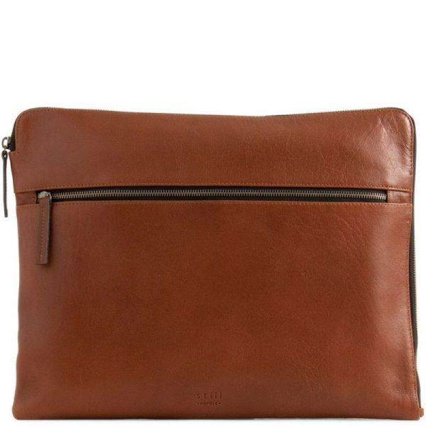 still-nordic-leren-laptop-sleeve-15-inch-clean-cognac-voorkant-100244406-lataza