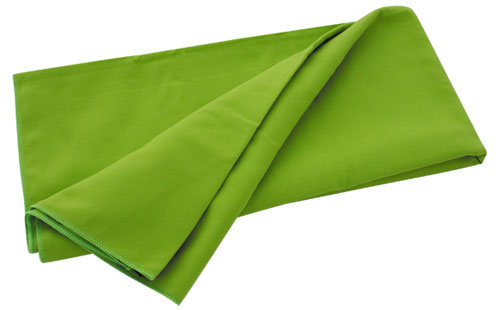 travelsafe-cliptowel-40-x-40-cm-lime-green